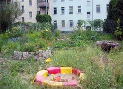 Garten 2006