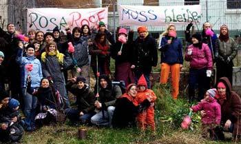 Nachbarschaftsinitiative Rosa Rose