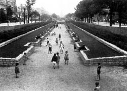 Luisenstädtische Gartenanlage nach Erwin Barth