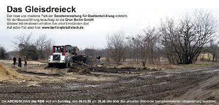 Gleisdreick-Panorama