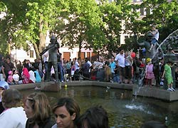 Feuerwehrbrunnen