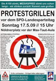 Protestgrillen