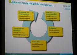 Zyklisches Nachhaltigkeitsmanagement