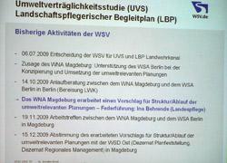 WSV-Aktivitäten