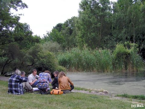 Rehwaldt-Treffen zum Pflanzkonzept am 23.6.