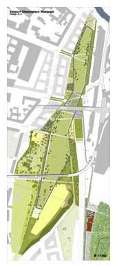 Loidl-Planentwurf Westpark vom 21.06.10