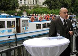 Riedel-Geschäftsführer Freise