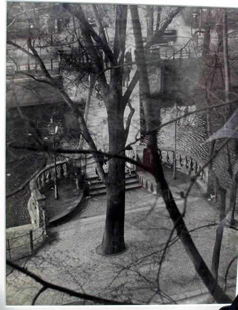 Lützowbrücke 1930 M. Breslauer