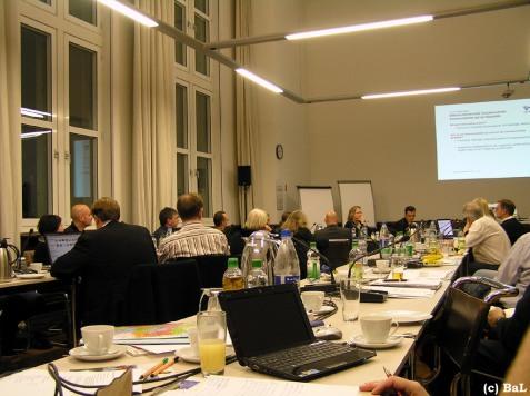 """25. Sitzung des Mediationsforums """"Zukunft Landwehrkanal"""""""