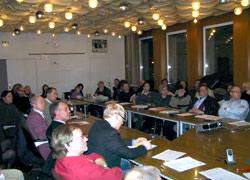 Ausschusssitzung Westpark