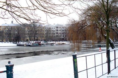 Urbanhafen im Dezember 2010