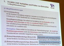 WSV-VV 2107 § 3 b