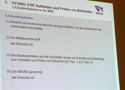 WSV-VV 2107 § 4