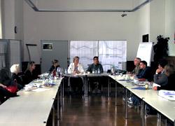 2. Sitzung AG Meilensteine 4. Mai 2011