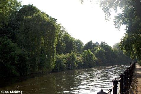 Blick vom Baerwaldufer