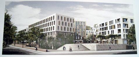 Bauprojekt Möckernkiez