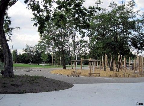 Der geometrische Park