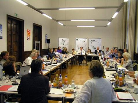 30. Mediationsforumssitzung am 29.8.11