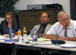 Evelyn Bodenmeier, Andreas Dohms, Michael Scholz