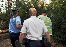Wegtragen mit illegaler Hilfe