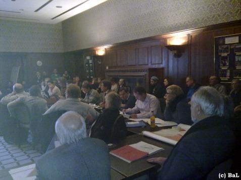Gemeinsame Sitzung der Stadtplanungsausschüsse von T-S & Xhain