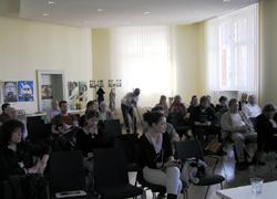 TeilnehmerInnen der 1. Lichtbg. Baumschutzkonferenz