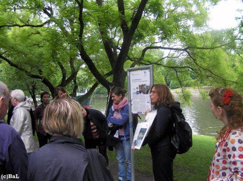 Stadtökologische LWK-Führung zum 6. LTdStN