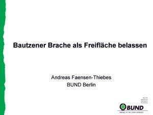 BUND-Präsentation