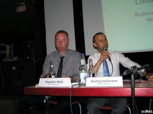 Stephan Natz, Andrej Heilmann