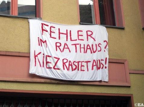 Crellekiez-Protest