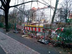 Maybachufer-Geländer