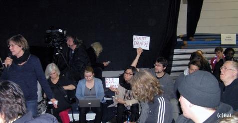 Presse + Protest