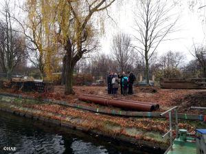 Görlitzer Ufer Düker-Ausbau