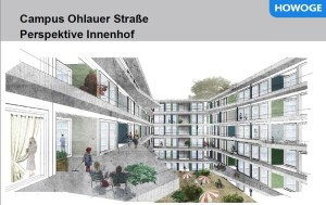 Campus Ohlauer - Innenansicht