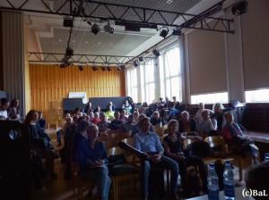 Bürgerinfoversammlung Campus Ohlauer