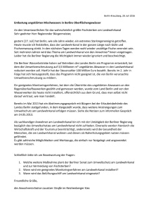 Offener Brief 28.07.2016