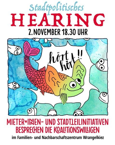 Einladung zum stadtpolitischen Hearing zum politischen Neustart von #r2g