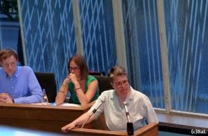 Bürgermeisterin Monika Herrmann