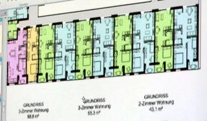 Wohnungsgrößen
