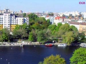 Sportbootanleger Urbanhafen