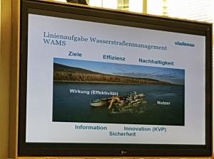 Wasserstraßenmanagement