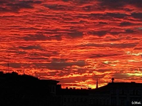 Himmel über Kreuzberg